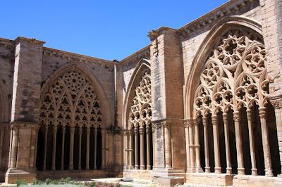 Claustro de la Seu Vella de Lleida
