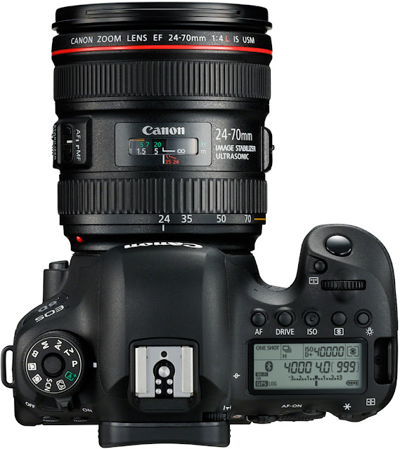 Canon EOS 6D Mark II with 24-70mm f/4L Lens
