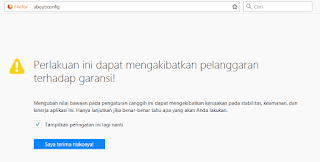 About:config mozilla firefox