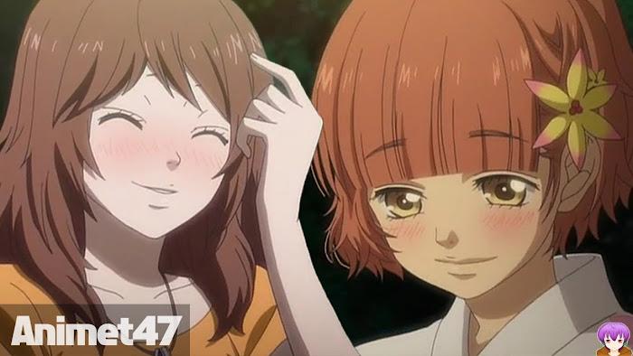Ảnh trong phim Ao Haru Ride OVA 1