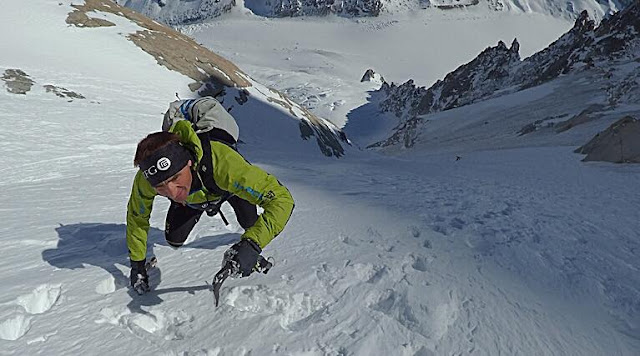 Ueli Steck on the Mountain