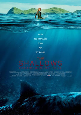 The Shallows 2016 Full Movie Watch online In Hindi 720P