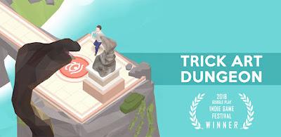 Trick Art Dungeon Apk + Data Full paid Download