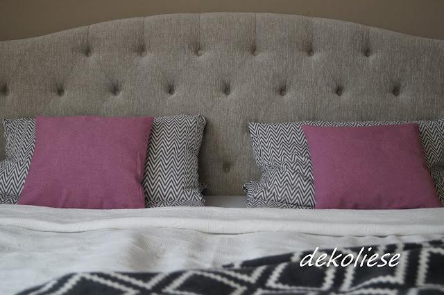 dekoblog dekoliese: Neue Farben für das Schlafzimmer