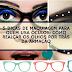 5 dicas de maquiagem para quem usa óculos: como realçar os olhos por trás da armação