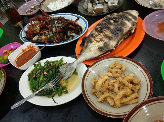 Asui Seafood Restoran137