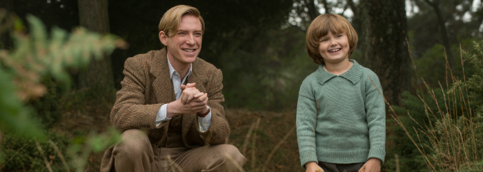 "Review of ""Goodbye Christopher Robin"""