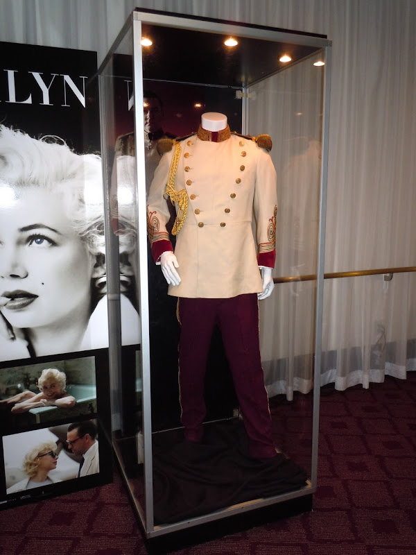 My Week with Marilyn Laurence Olivier costume
