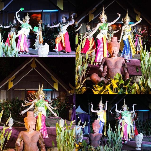 Memerising Thai Cultural Dance Performance