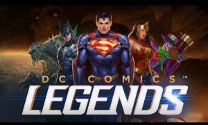 DC Comics Legends Android Mod v1.8.1 Apk+Data Hack for Android