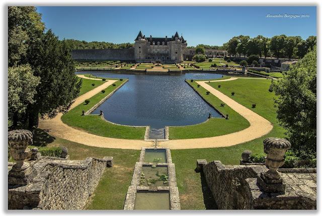 Charente- Maritime - Château de la Roche Courbon