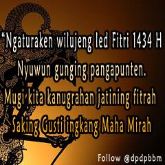 Ucapan Mohon Maaf Lahir Batin Bahasa Jawa Nusagates