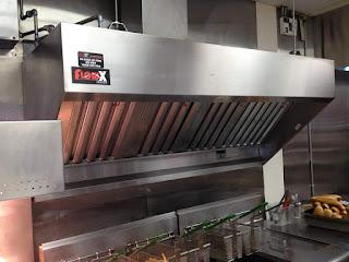 exhaust dapur