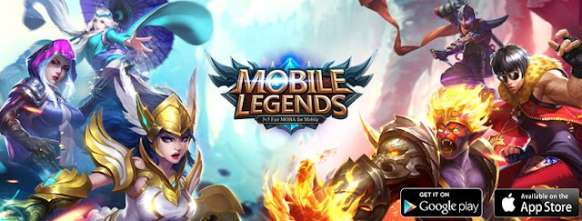 mobile legends for  android & ios