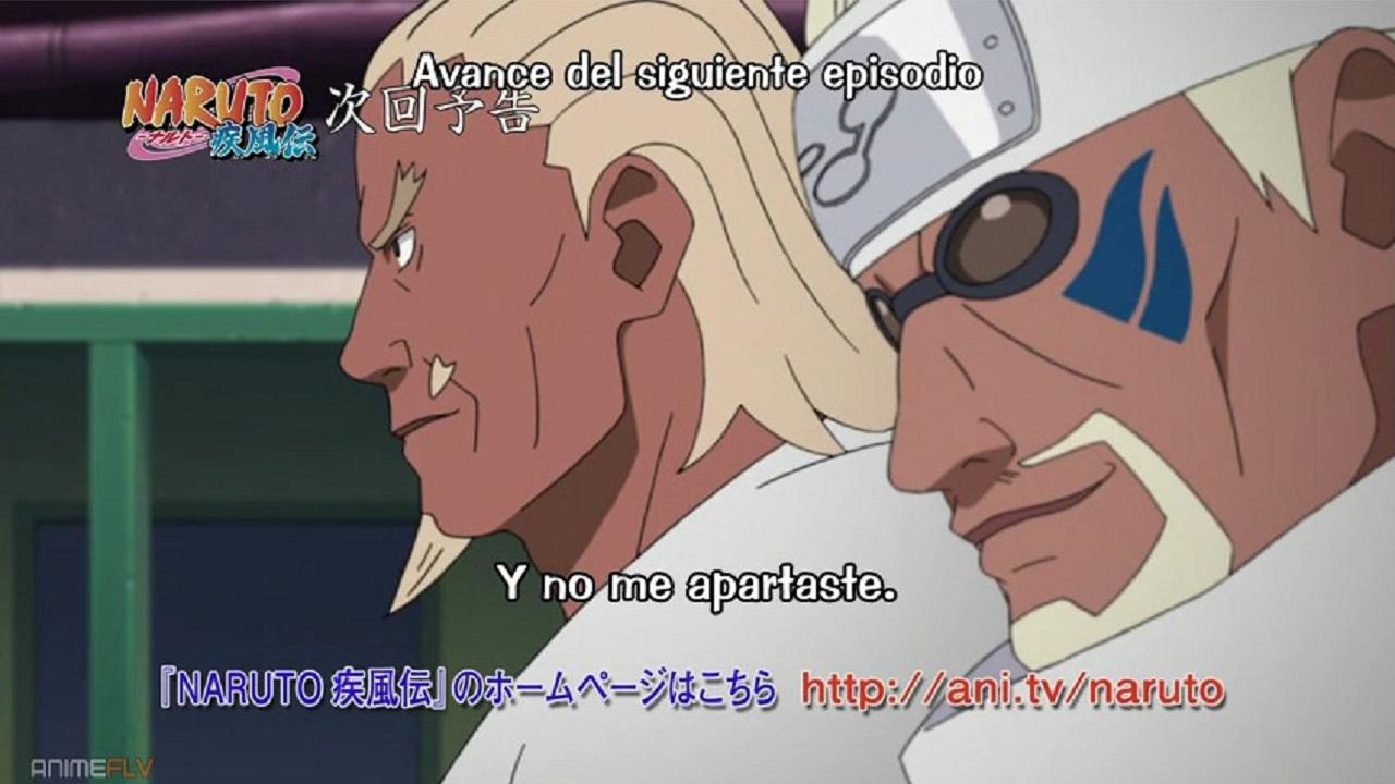 Naruto Shippuden cap 479 sub español