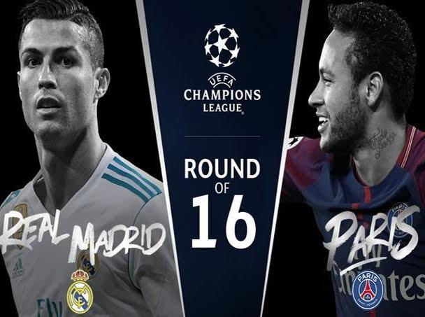 Diretta Real Madrid-Paris SG Streaming Gratis Rojadirecta Champions League: info YouTube Facebook, dove vederla oggi 14 febbraio 2018