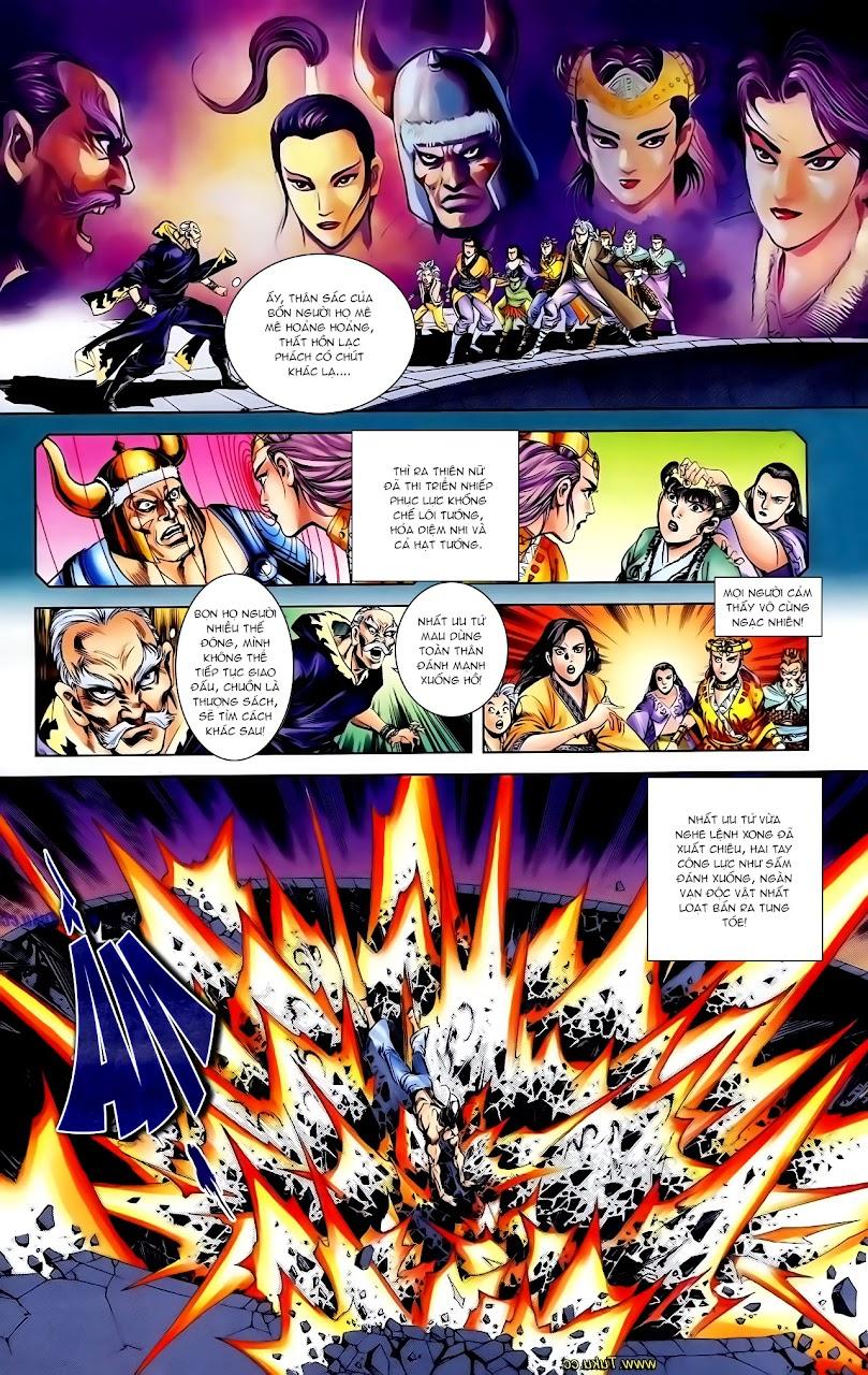 Cơ Phát Khai Chu Bản chapter 115 trang 24