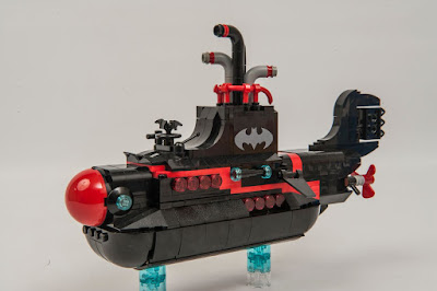 The Lego Batsub