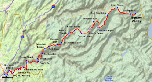 2016 Western States - Crewing and Pacing (again)