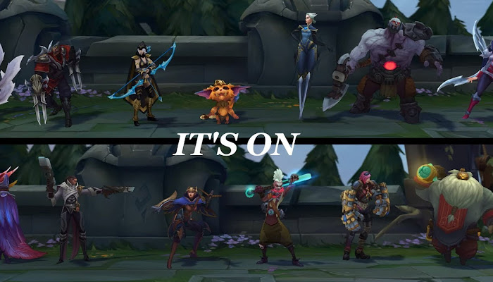 IT'S ON - League of Legends Gameplay Trailer