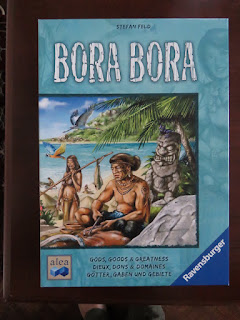 Bora Bora Board Game