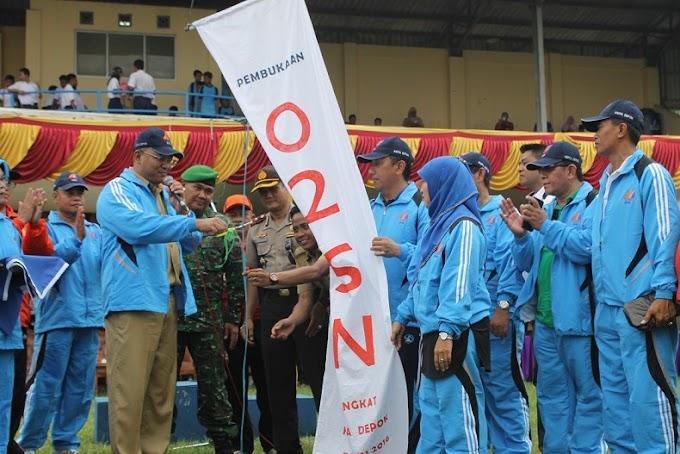 750 Siswa Ikut Berlaga di O2SN Tingkat Kota Depok