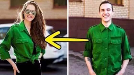 Pakai Baju Suami Setiap Hari, Ini Yang Terjadi Pada Wanita Ini Selepas 10 Hari