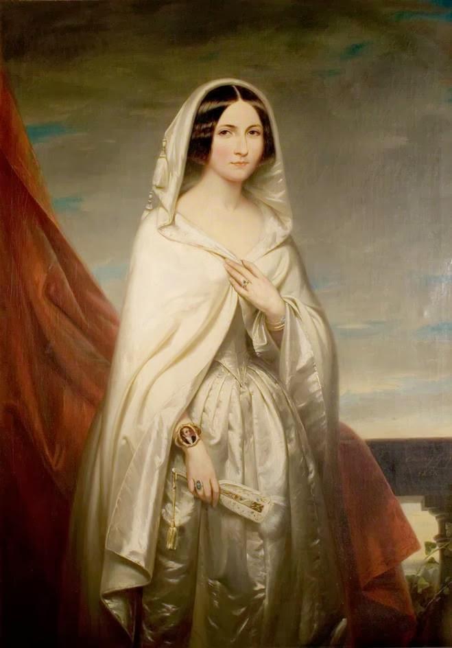 Katherine Mary Webb Palmer (1846), Fanny Corr Geefs