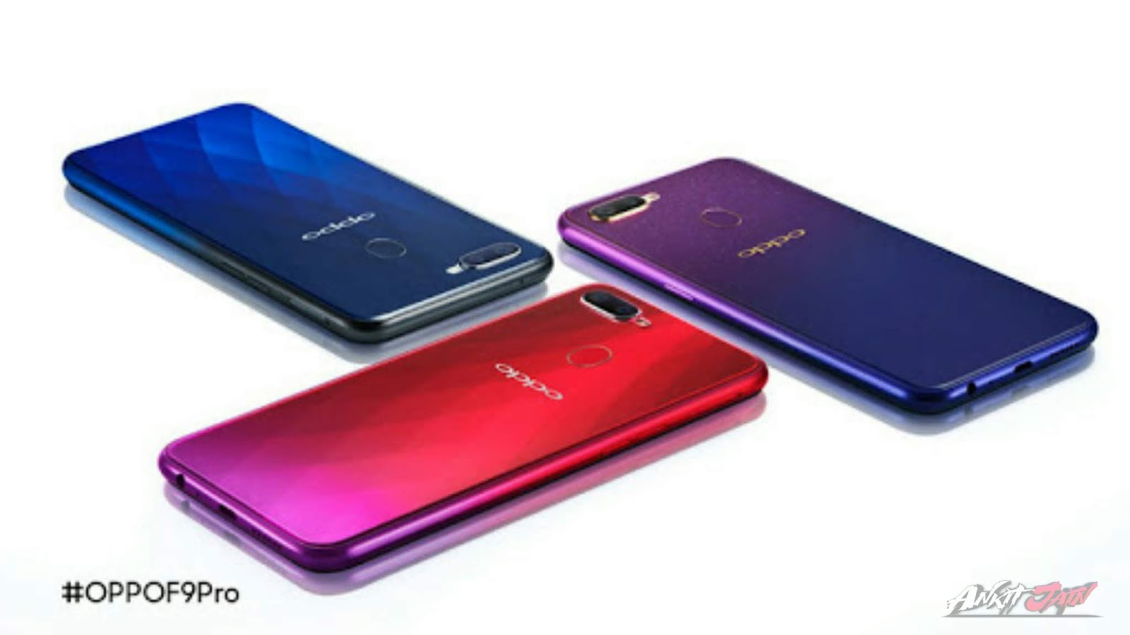 Oppo F9 Pro, Oppo F9 Pro Highlights, Oppo F9 Pro Launched in India