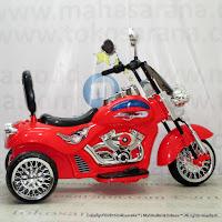 Motor Mainan Aki Pliko PK2838/8600 Big Harley