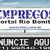 EMPREGOS - PORTAL RIO BONITO