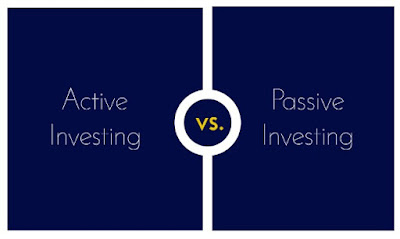 Active and Passive Investments