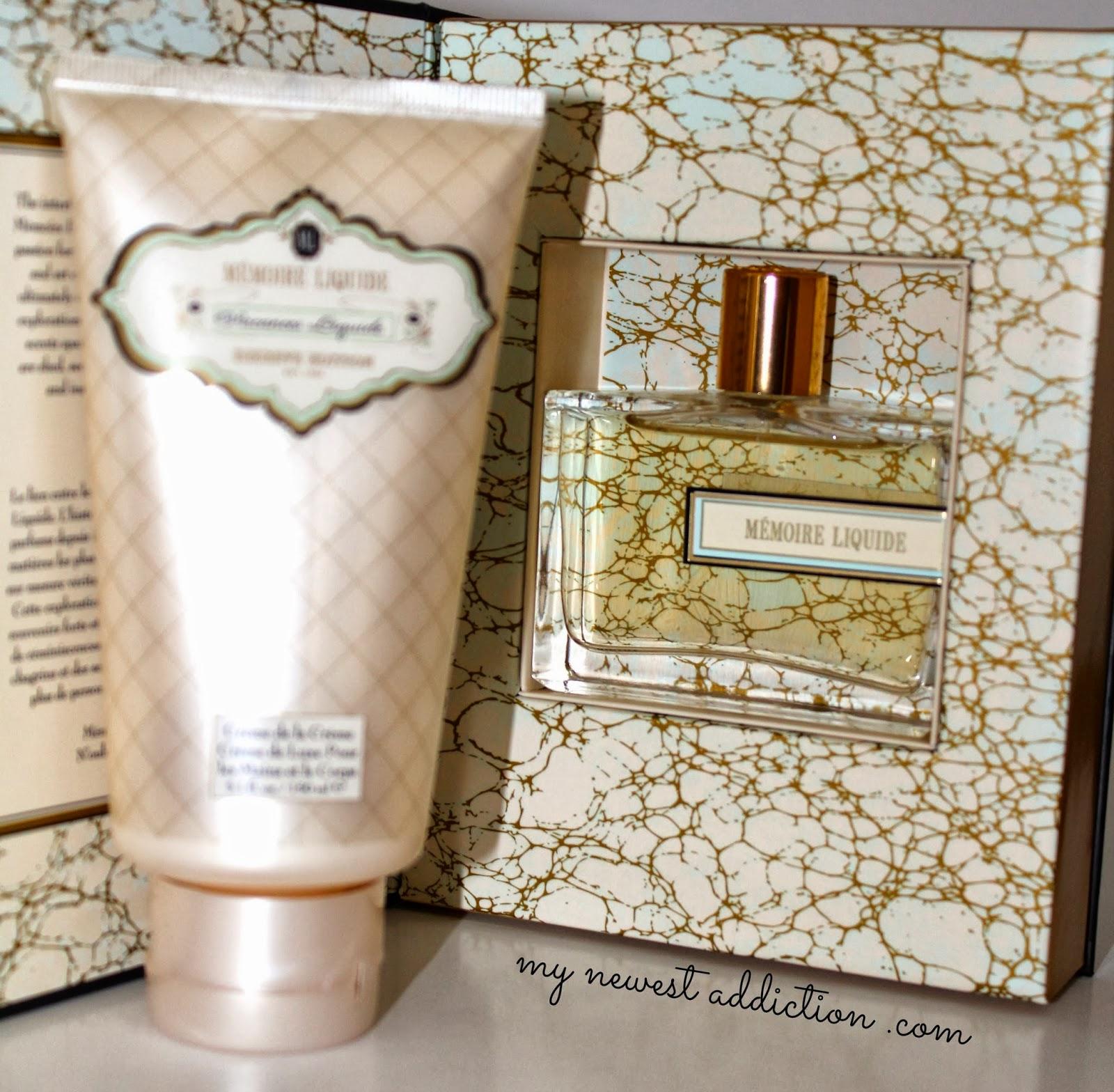 memoire liquide perfume