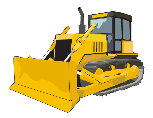 civil at work bulldozer and how to determine output of bulldozer
