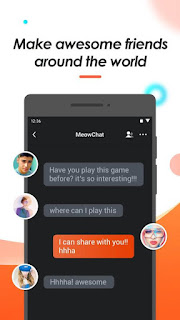 MosChat-Voice Chat and Gamers Community Latest Apk