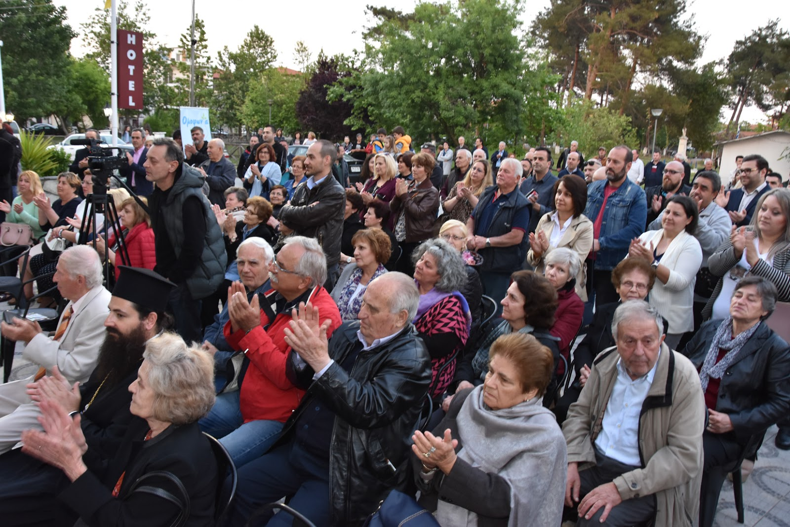 Ψήφος εμπιστοσύνης στον Στέλιο Βαλιάνο και από την Ιερισσό «Με ενότητα απαντάμε στις αναχρονιστικές προκλήσεις»