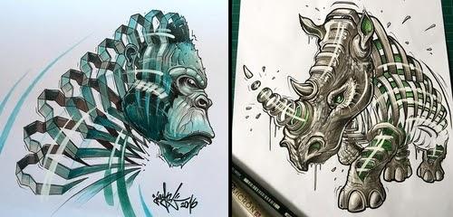 00-JAYN-ABS-Crew-Slice-Animal-Portraits-Stylised-Looks-www-designstack-co