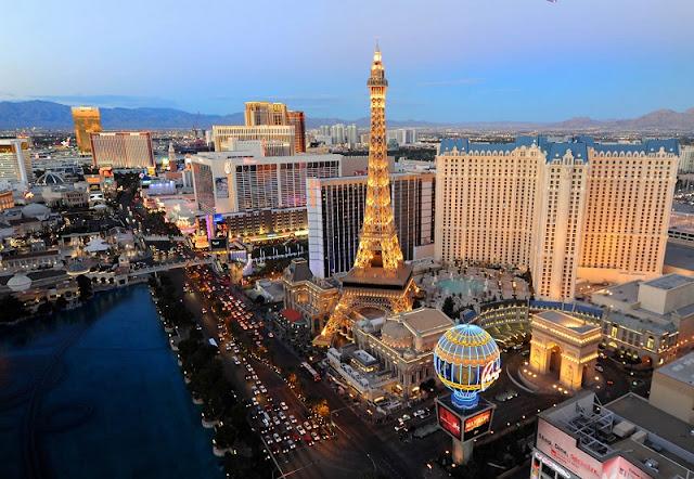 Torre Eiffel em Las Vegas