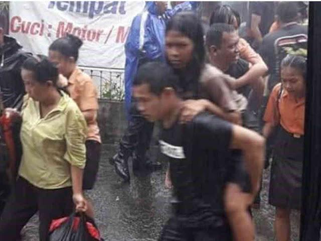 Banjir Guyur Kota Manado, Sejumlah Wilayah Terendam Banjir dan Longsor
