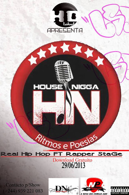 Rapper Stage (Prod. Dj Mad Skill)! One Love Logo Mais!!