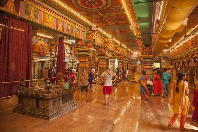 Manakula Vinayagar Temple Complex