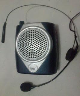 Sewa Speaker Pinggang