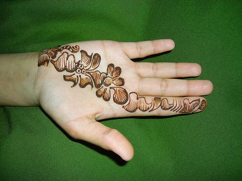 Easy Arabic Mehndi Design For Left Hand,Tribal Upper Arm Half Sleeve Tattoo Designs