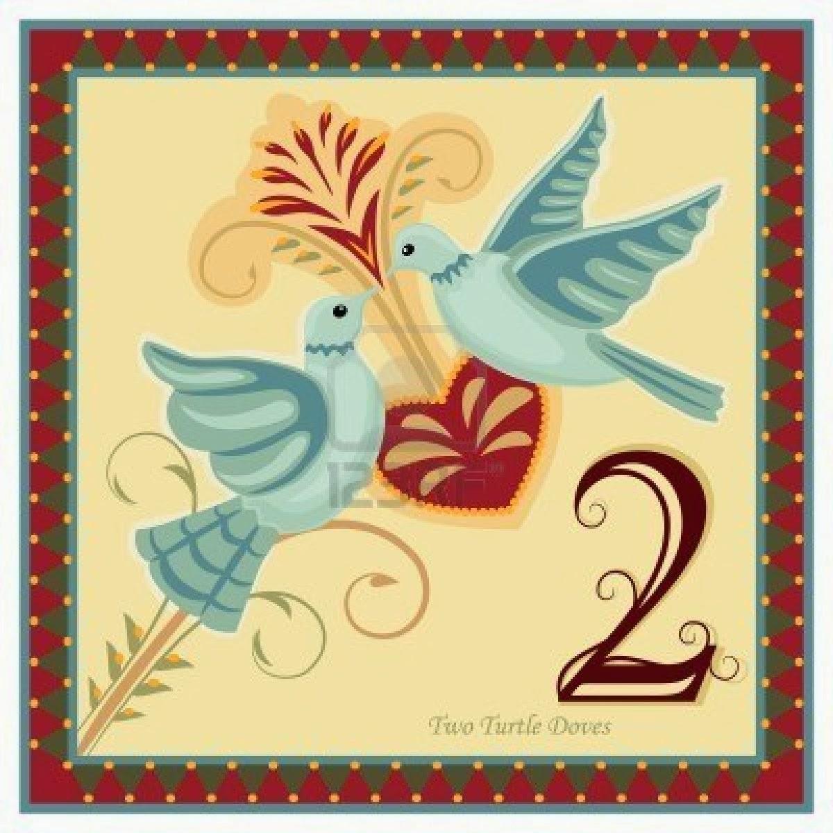 All Things Debra Dawn 12 Days Of Christmas Day 2