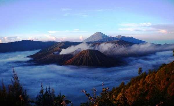 Wisata Gunung Bromo Jawa Timur.