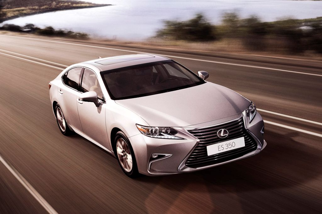Lexus ups luxury with 2016 es 350 philippine car news car reviews four new exterior colors join the es line up amber deep blue graphite black and sonic quartz like the existing color palettes each features lexuss freerunsca Choice Image