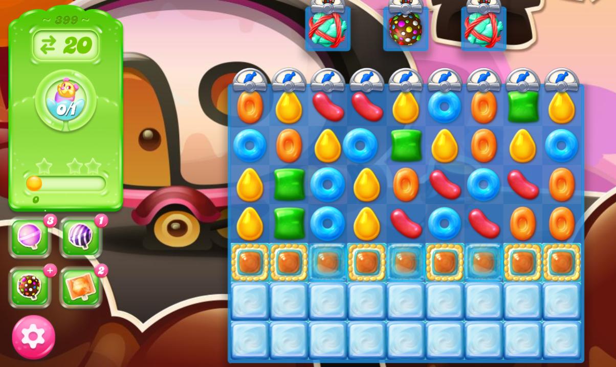 Candy Crush Jelly Saga 399