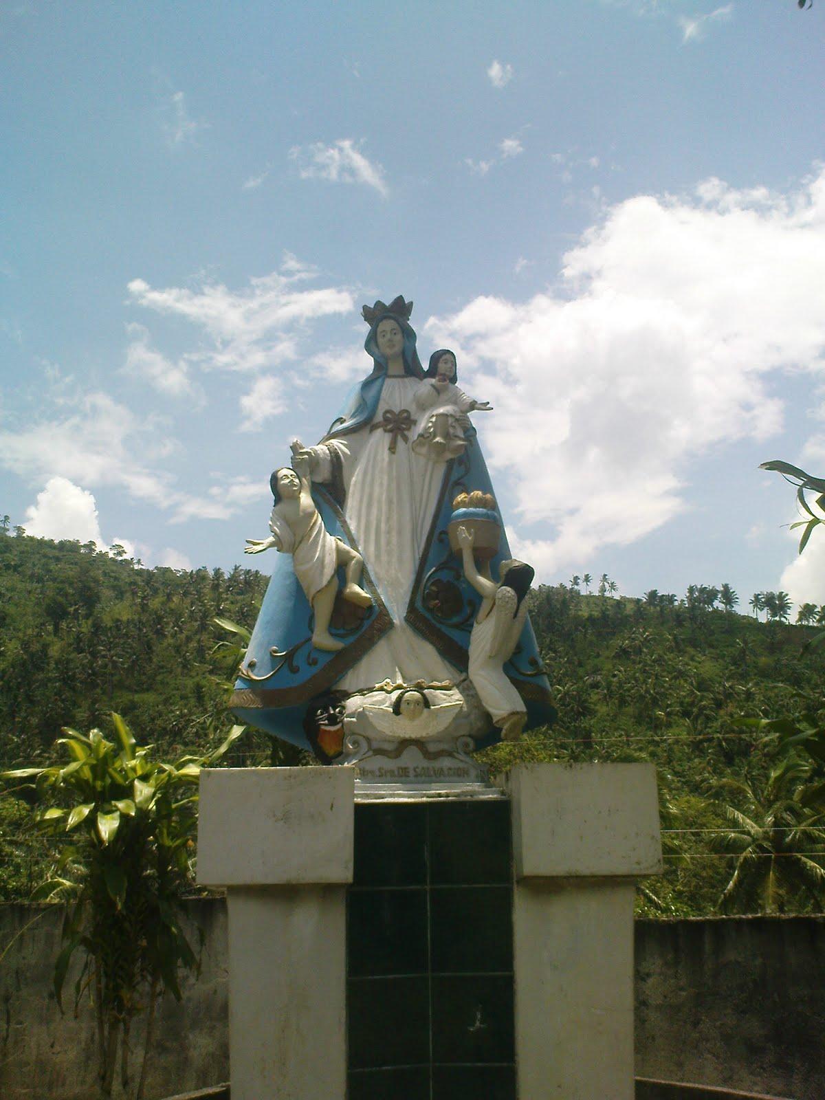 Our Lady Of The Wayside >> lakwatserang nanay: Our Lady of Salvation, Joroan, Tiwi, Bicol