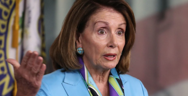 Pelosi Thinks Questioning Her Ability to Lead Is Sexist, Then Forgets McConnell's Name