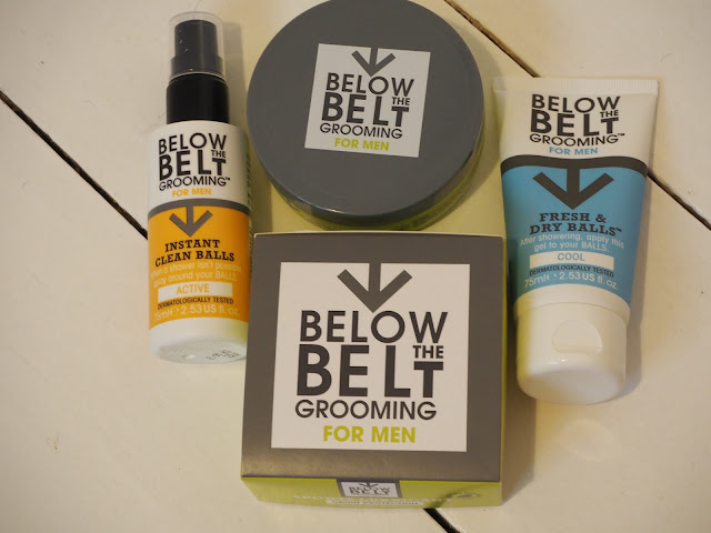 Below The Belt Grooming For Men